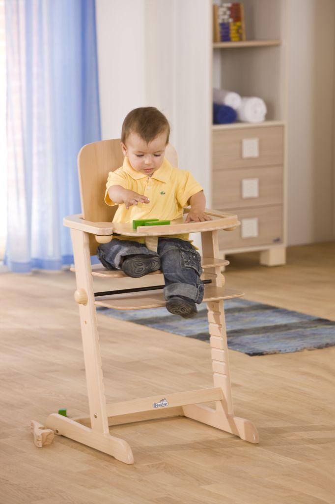 Chez BamBinou chacun peut trouver la chaise haute qui lui convient