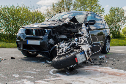 Accident de moto var toulon
