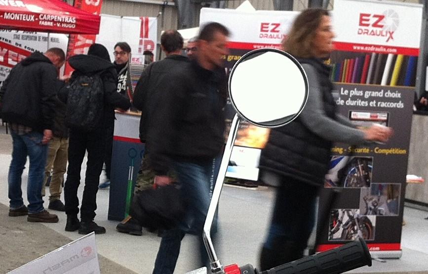 Durite bocal de frein moto - Ezdraulix